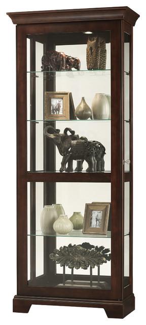 Howard Miller Berends Iii Curio Cabinet.