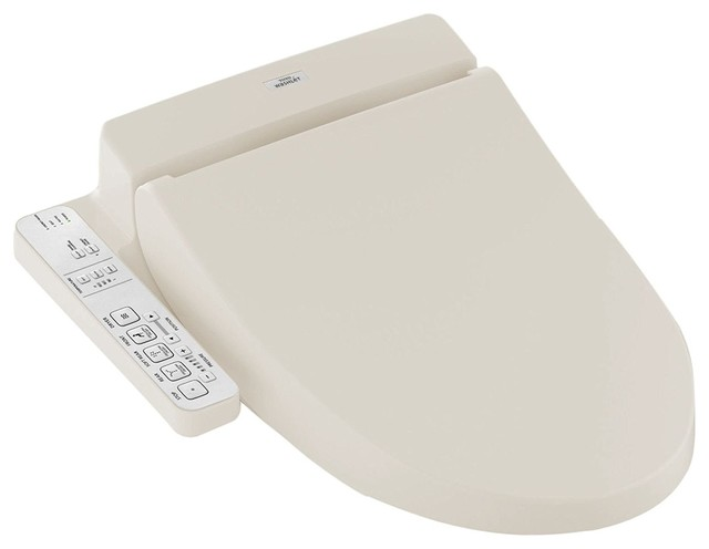 Tremendous Toto Washlet C100 Elongated Bidet Toilet Seat Premist Sedona Beige Pdpeps Interior Chair Design Pdpepsorg