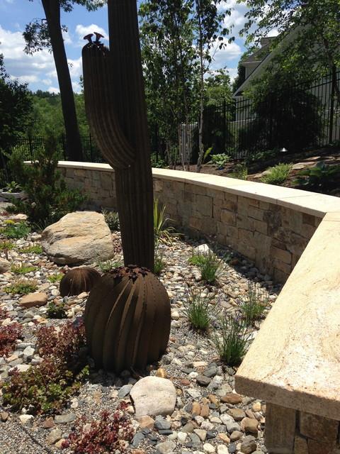 Wheaton Granite Capstone