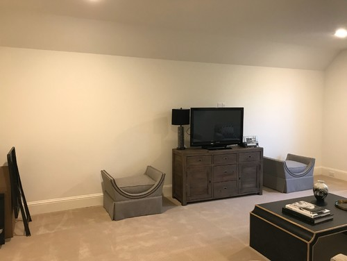 Help with tv wall