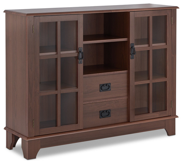 Acme Dubbs Cabinet - Transitional - Buffets And Sideboards - by Acme Furniture