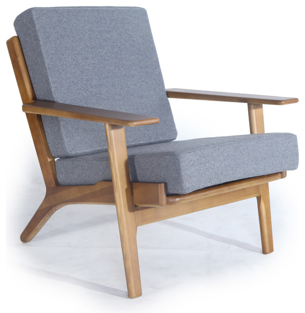 Modern Wood Arm Chair Www Pixshark Com Images