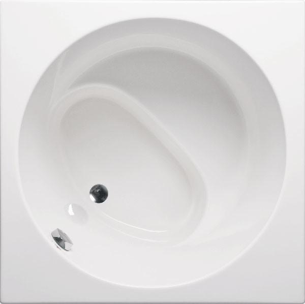Beverly 4040, Builder Series, Bathtub, White.