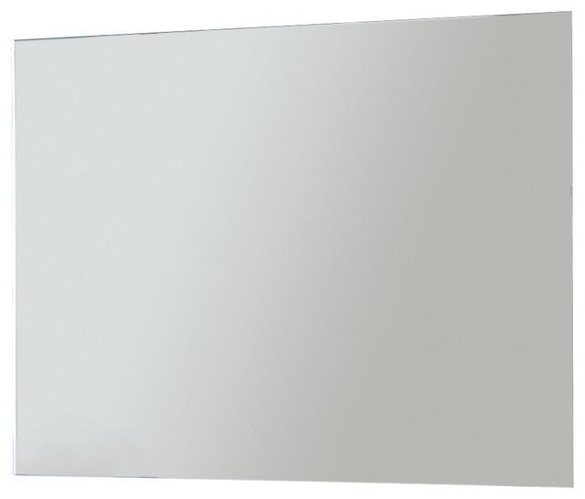 32u0026quot frameless led light mirror