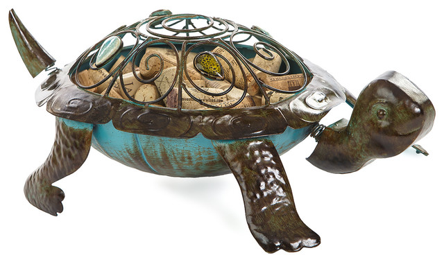 Turtle Cork Caddy