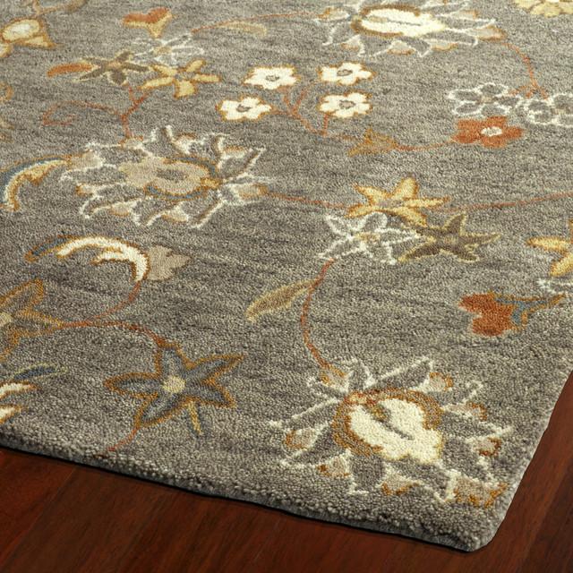 Giorgia Hand-Tufted Wool Rug, 9&x27;x12&x27;.