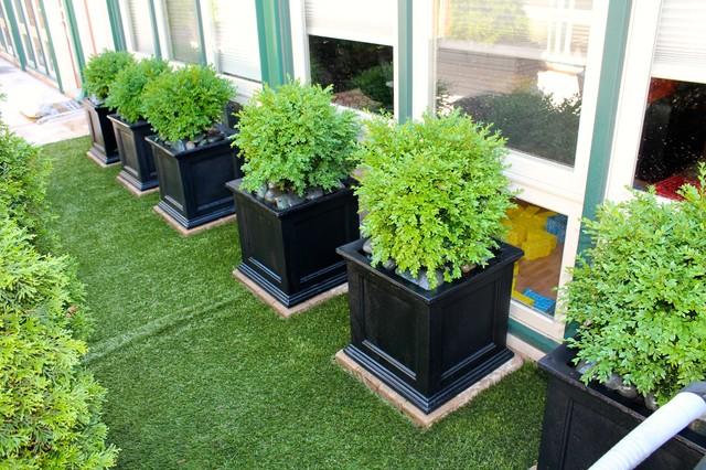 Boxwood Shrubs Amp Resin Planters Hardscape