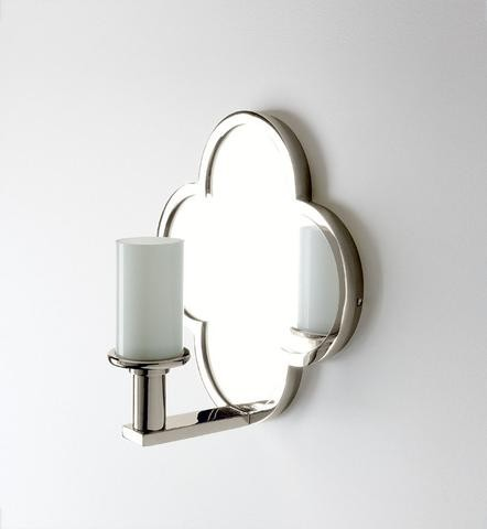 What to hang on each side of my china cabinet mirrored wall sconces would reflect the light nicely aloadofball Images