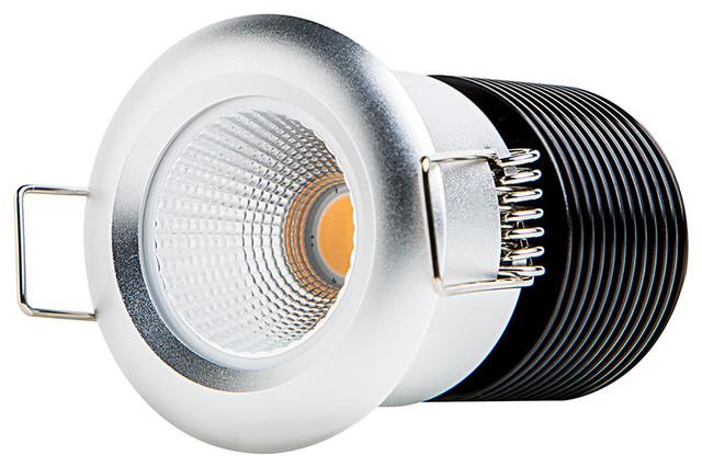 8 Watt COB LED Recessed Light Fixture - Bridgelux COB traditional-recessed- lighting-  sc 1 st  Houzz & 8 Watt COB LED Recessed Light Fixture - Bridgelux COB ... azcodes.com