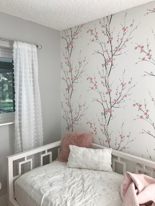Girls Bedroom Paint Color And Other Design Questions - Girls bedroom paint