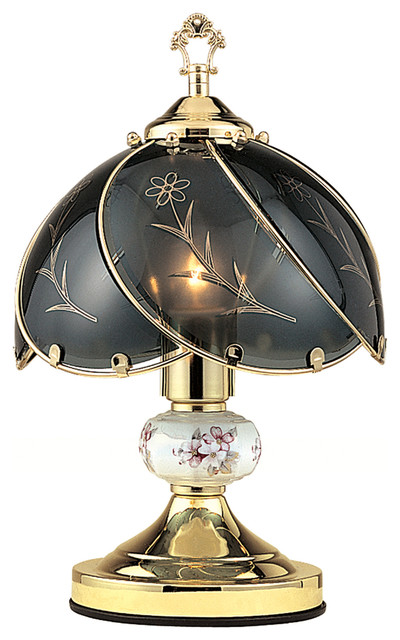 1425 Touch Lamp Floral