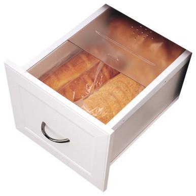 Translucent Bread Drawer Cover Kit 16 3/4.