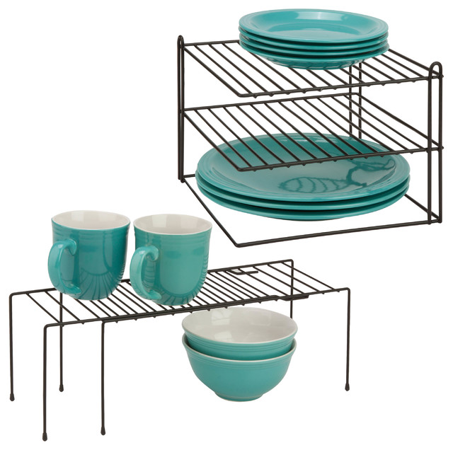 Coated Wire Corner Shelf - Kitchen Storage And Organization - by ...