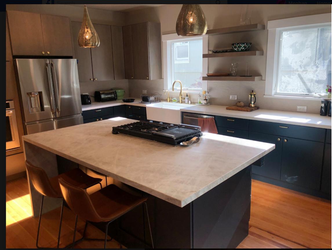 Trestle Glen Kitchen Remodel, 2019