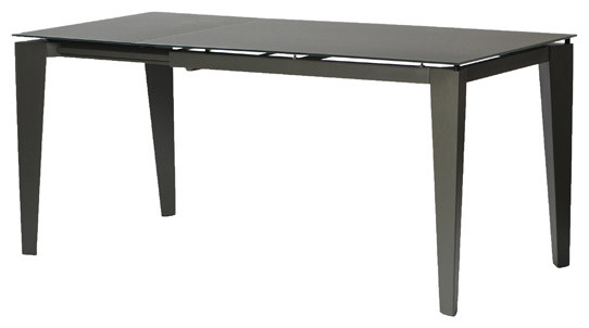 a89a7ad55c6b Avanti Extendable Glass Table - Contemporary - Dining Tables - by ...
