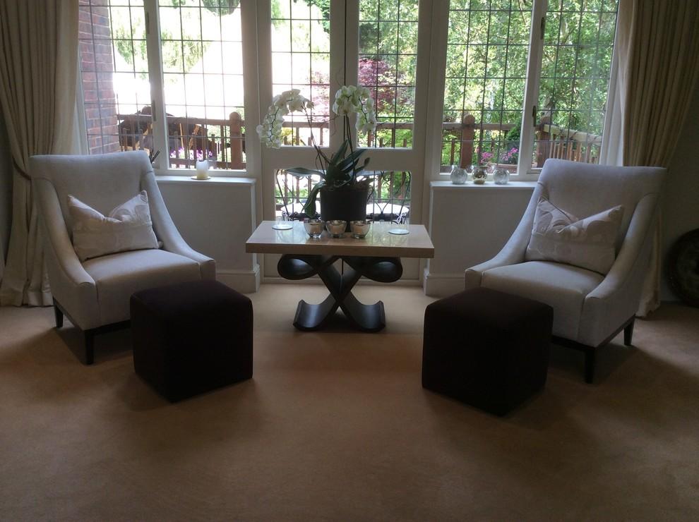 Bespoke armchairs