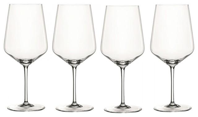 Spiegelau Summer Drinks Glasses, Set of 4, 630 ml.
