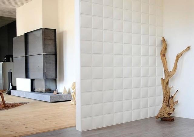 3d Wall Panels, Cubes, Set Of 12. -1
