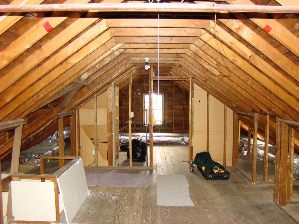 Lynnhurst Attic Remodel with Family Room