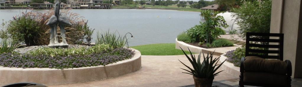 - Living Expression Landscapes LLC - Conroe, TX, US 77385