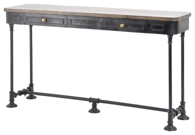 Davonport accessories eclectic console tables by for 10 spring street console table