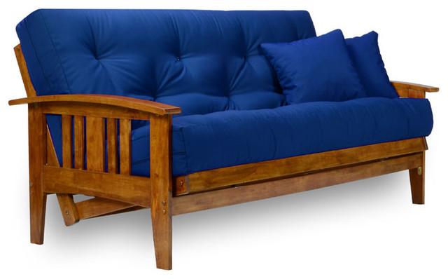Westfield Wood Futon Frame Soild Hardwood Queen