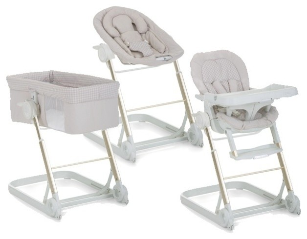 ICoo Grow With Me Set Contemporary High Chairs And Booster Seats