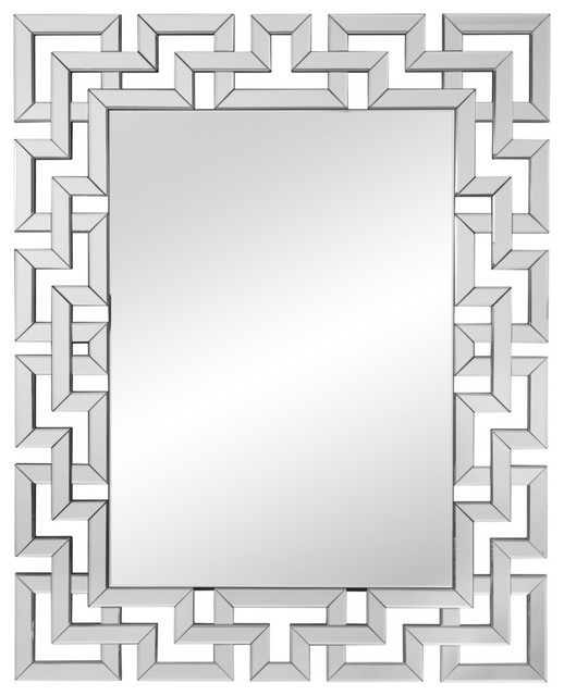 Winslow Wall Mirror, Clear.