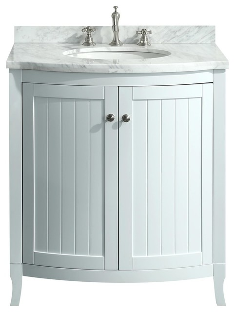 Odessa Zinx And 30 Bathroom Vanity Counter Top And Porcelain Sink