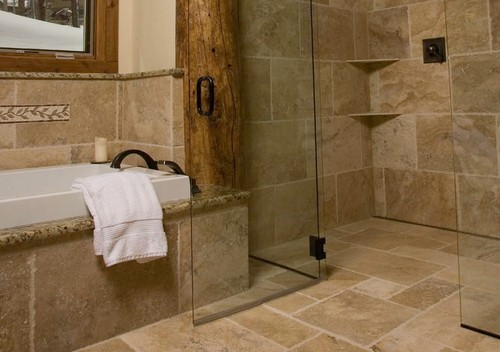 Charmant We Have A Post Tension Slab Floor And Want To Do A Curbless Shower