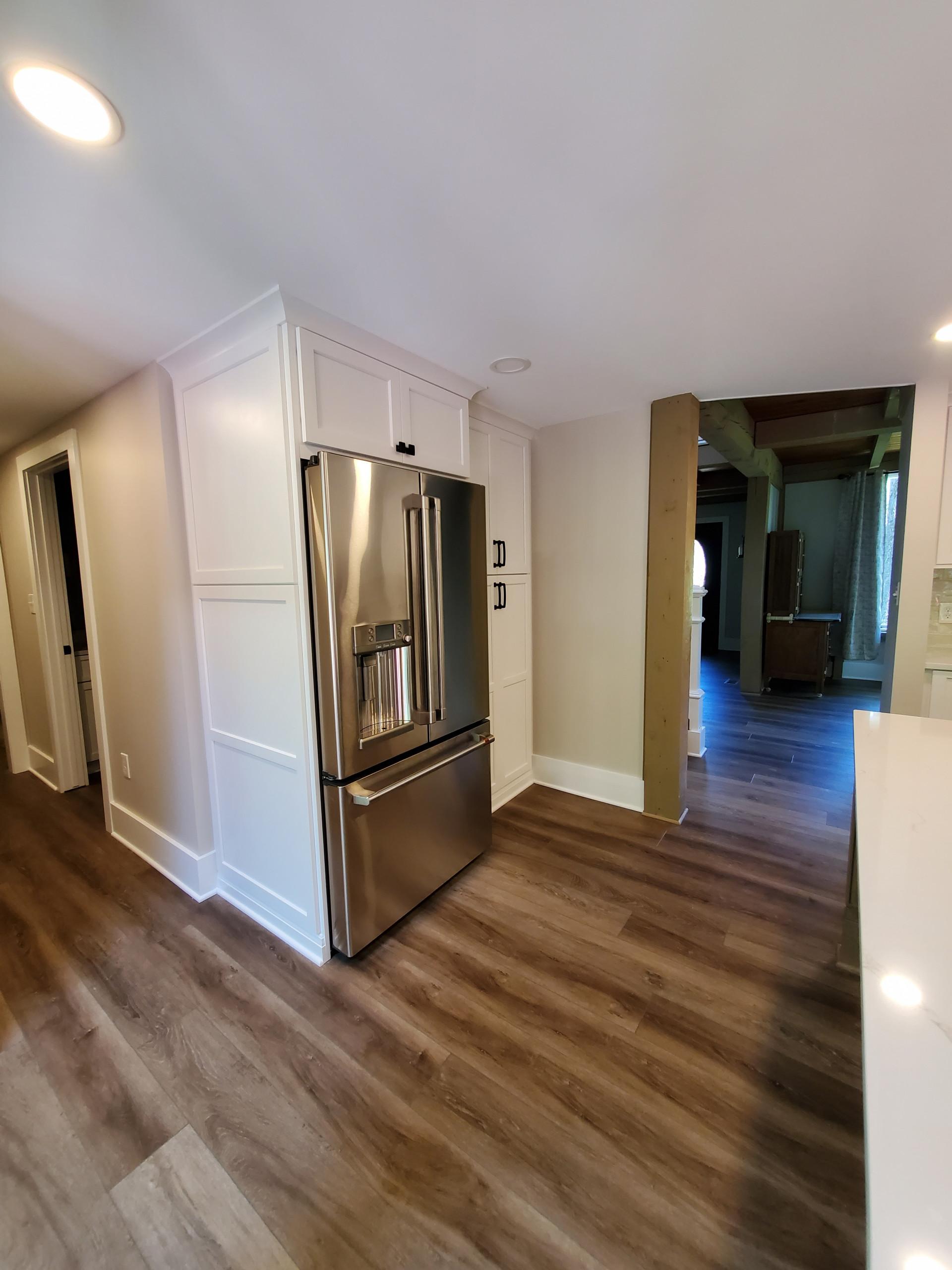 Hershner 1st Floor Remodel