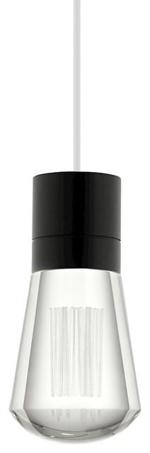 Tech Lighting Td Alva Pendant 3 White Black Led922