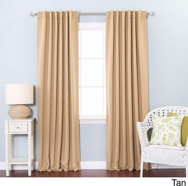 White Blackout Curtains 96 Inches - Best Curtains 2017