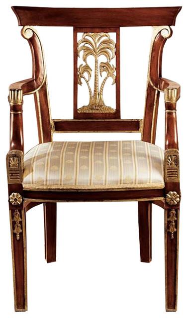 Colonial Plantation Arm Chair