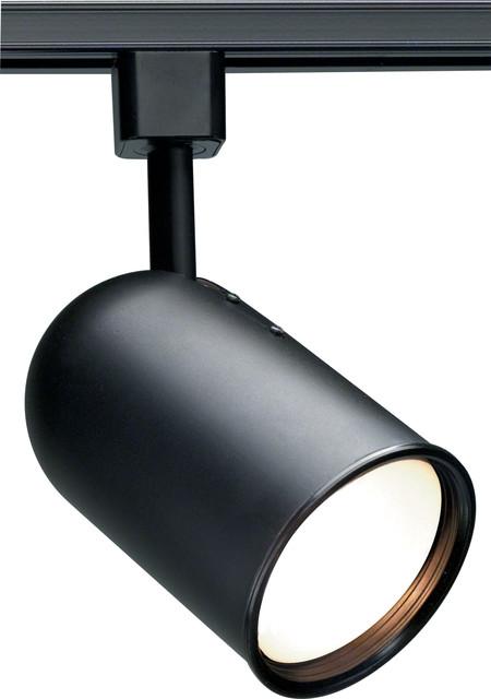 nuvo track lighting black track nuvo track lighting 1light incandescent light fixture black fixture