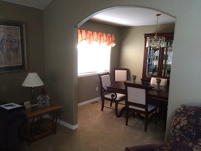 Renovated Open Floor Plan...Kitchen, Living, Dining, and Family Rooms