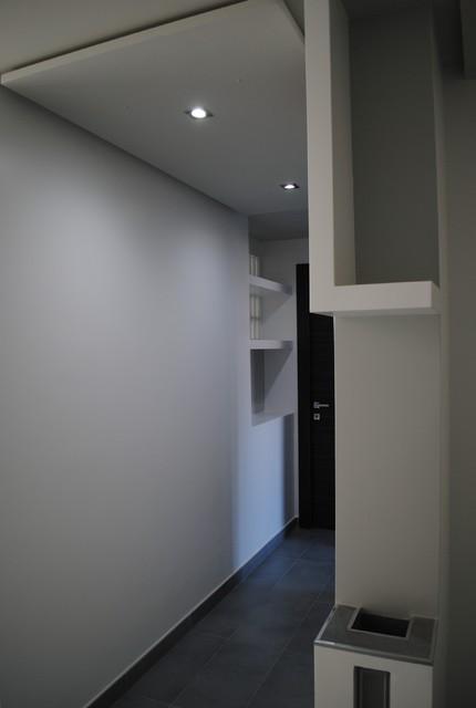 Casa u ingresso e corridoio for Ingresso casa moderno