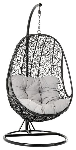 Renava Kauai Outdoor Hanging Chair Modern Hammocks And Swing