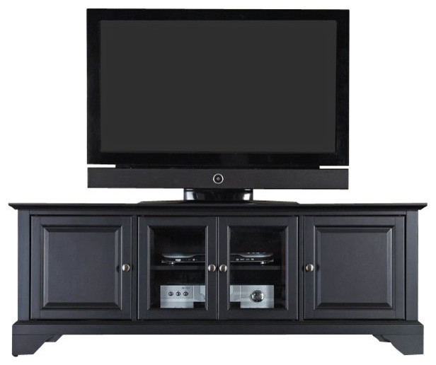 Lafayette 60 Low Profile Tv Stand Traditional Entertainment