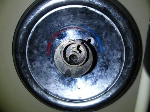 . moen shower faucet repair issue