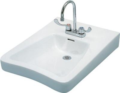 Gerber Eaton Ada Bathroom Sink Bowl, ...