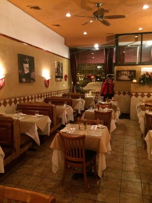 Help with italian family restaurant