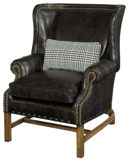Eurolux Home Library Wood Arm Chair Amp Reviews Houzz