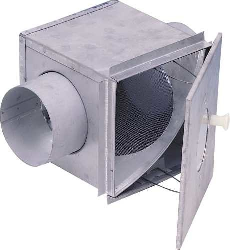Systemair Fantech Lint Trap 4 Quot Duct View In Your Room