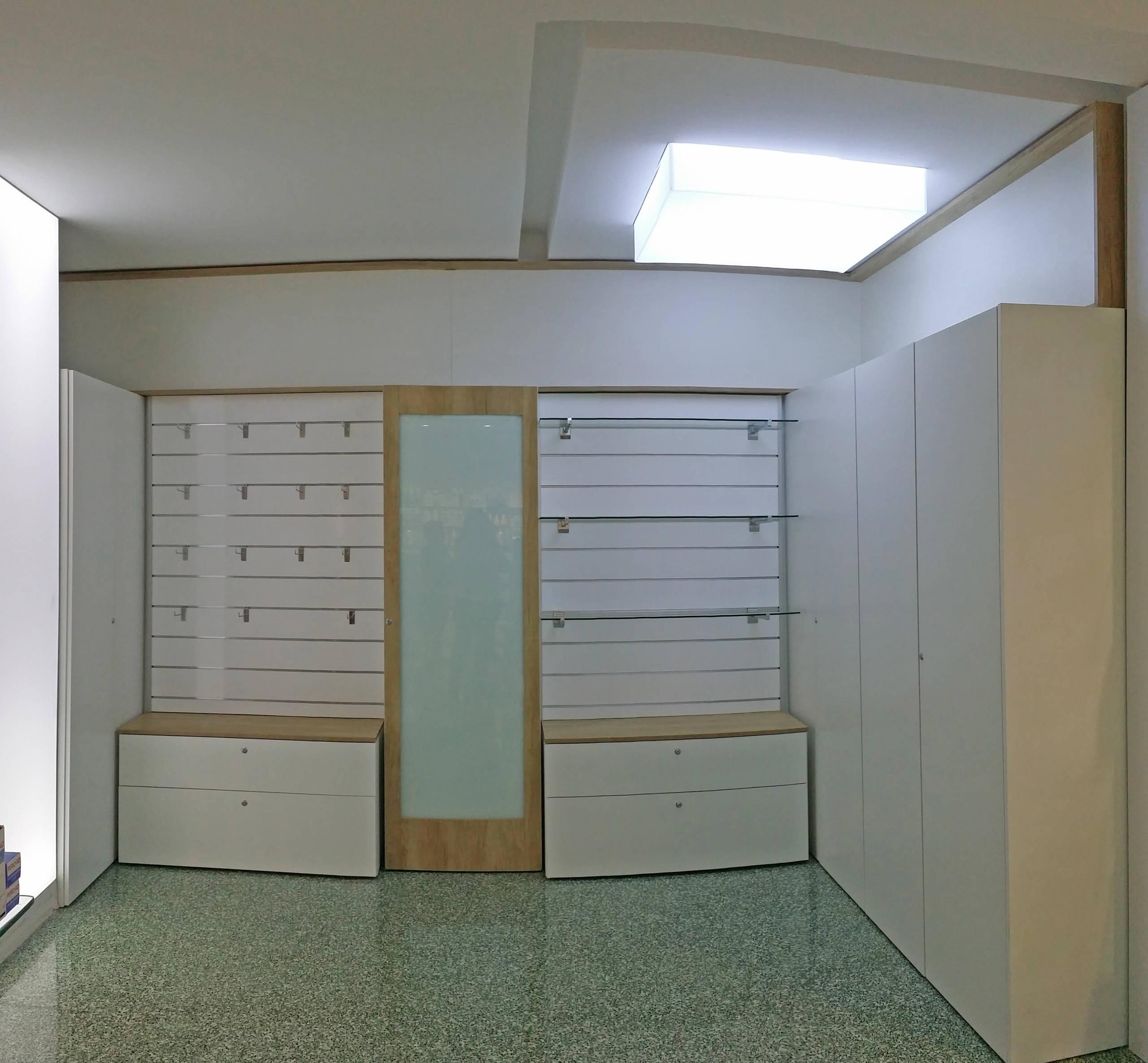 Corner en farmacia