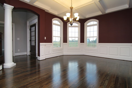 Charmant Wainscoting, Baseboard, Chair Rail And Window Trim Mouldings