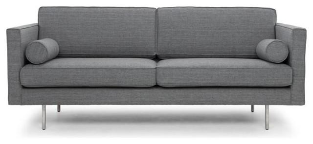 Seda Grey Tweed Sofa