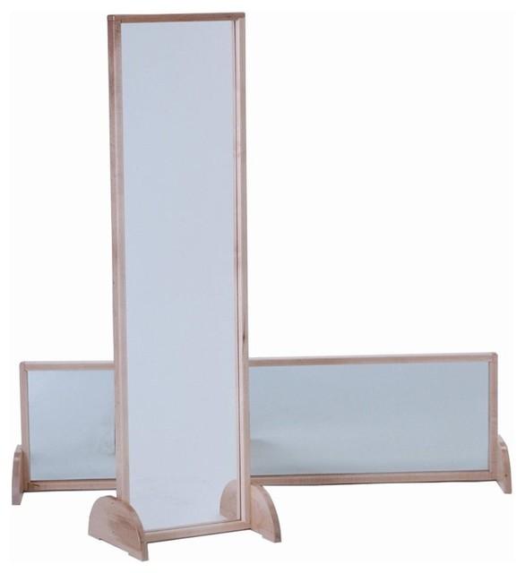 Jonti Craft Chrome Plated Steel Mirror.