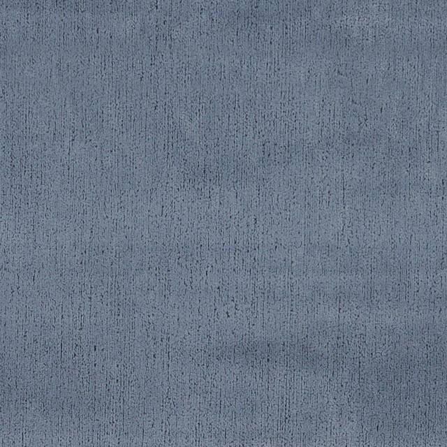 Shop Houzz Palazzo Fabrics Blue Textured Microfiber
