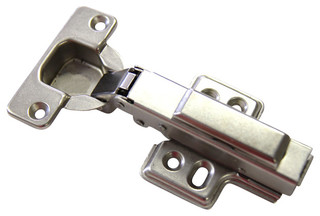 European Cabinet Concealed Hydraulic Soft Close Hinge - Modern - Hinges - by eModern Decor